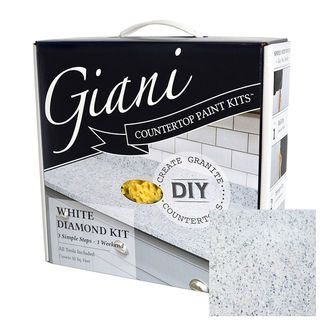 Giani™ Standard Paint Kit  - WHITE DIAMOND
