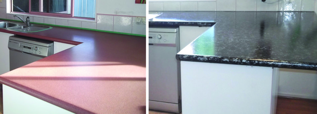 Giani Granite Paint makeover